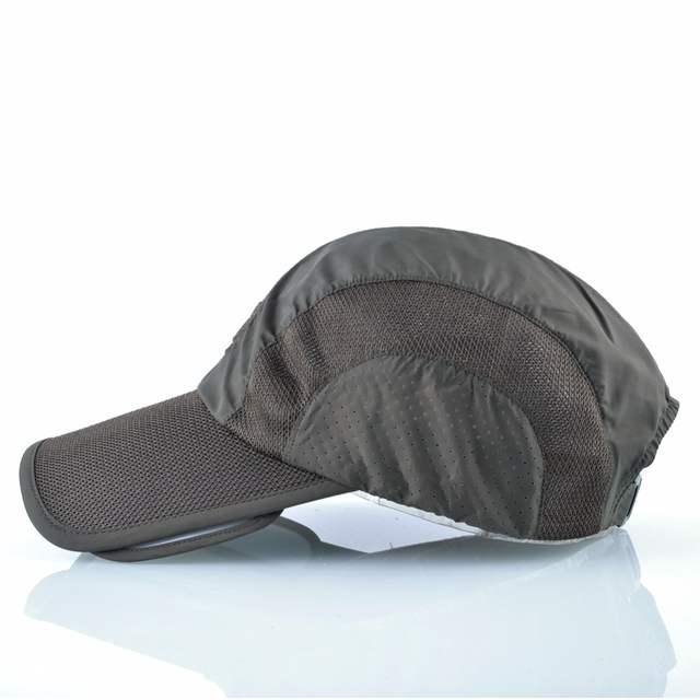 053ed3118ee placeholder Multifunction hats for men Quick-drying Snapback caps Wide- brimmed sun visor hat women s