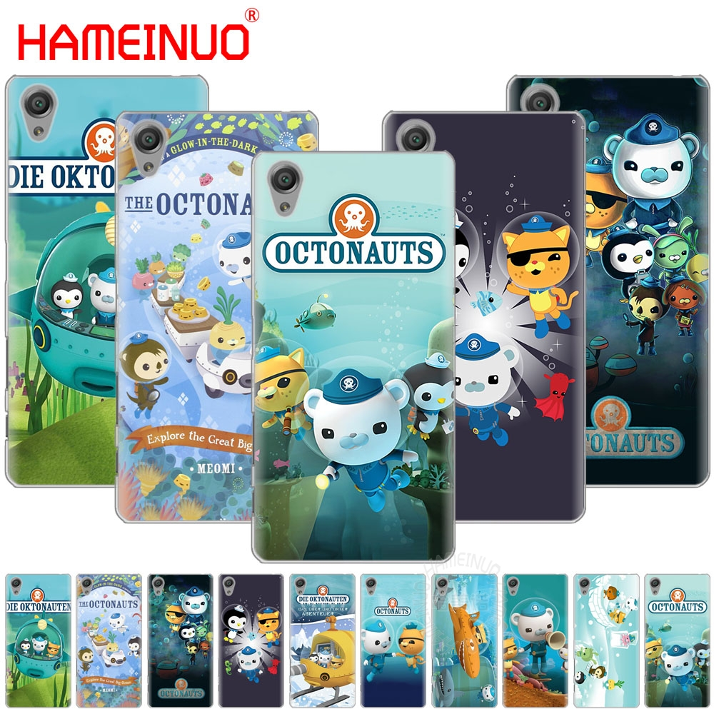 Useful Hameinuo Octonauts Cover Phone Case For Sony Xperia C6 Xa1 Xa2 Xa Ultra X Xp L1 L2 X Xz1 Compact Xr/xz Premium Phone Bags & Cases