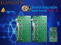 SilverFish Hash Board 25M Litecoin Miner Scrypt Miner The 420w Better Than ASIC Miner Zeus 25M