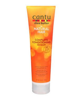 Cantu Shea Butter for Natural Hair Conditioning Co-Wash 283g 1kg africa ghana natural shea butter unrefined organic pure pregnant women baby can eat