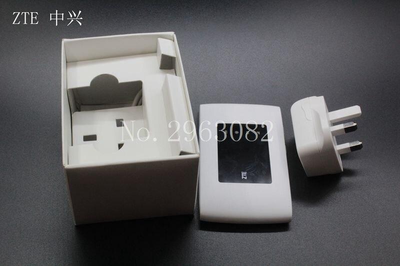 Débloqué Nouveau ZTE MF920 MF920W + 4G LTE 150 Mbps Mobile Hotspot WiFi et 4G Poche WiFi Routeur 4G Sans Fil Routeur