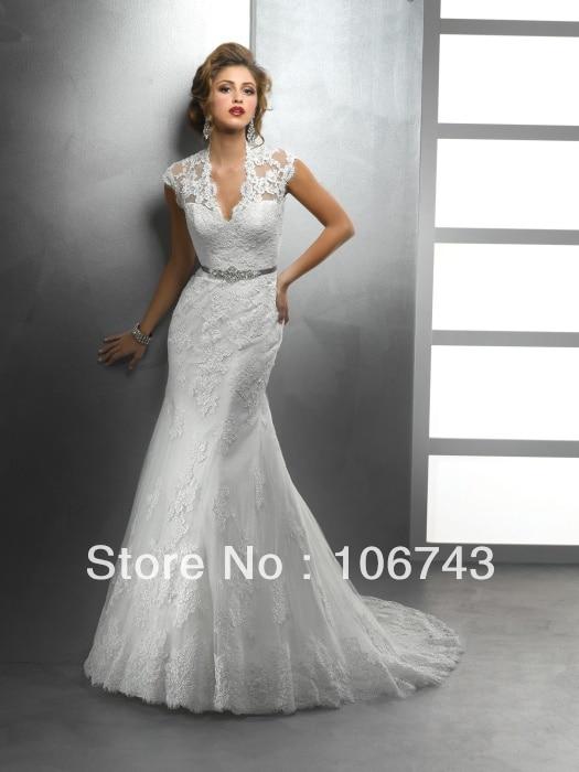 Vintage Lace Dress Davids Bridal