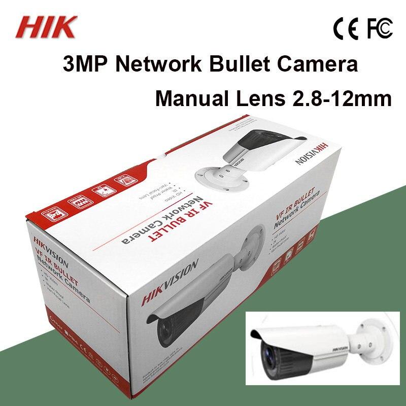on sale IPC NEW DS 2CD2T25FWD I5 Hik 2MP Bullet IP Camera