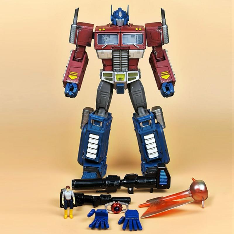 все цены на 2018 WJ WeiJiang G1 Transformation OP Commander Battle Damage MPP10D Alloy Diecast Masterpiece Collection Figure Robot Toys онлайн