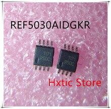 NEW 10pcs/lot  REF5030AIDGKR REF5030AIDGKT REF5030 MARKING  R50C MSOP-8