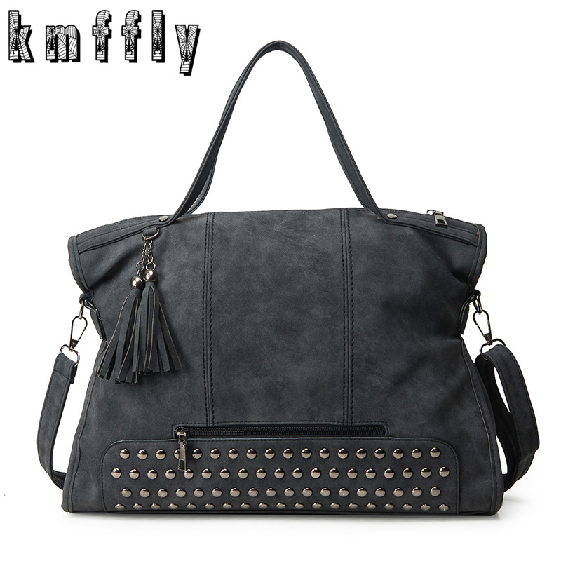 452f01e917 KMFFLY Brand Sac A Main Bulk Pack RivetsTassels Beach Bags Luxury Handbags  Women Bags Designer Shoulder