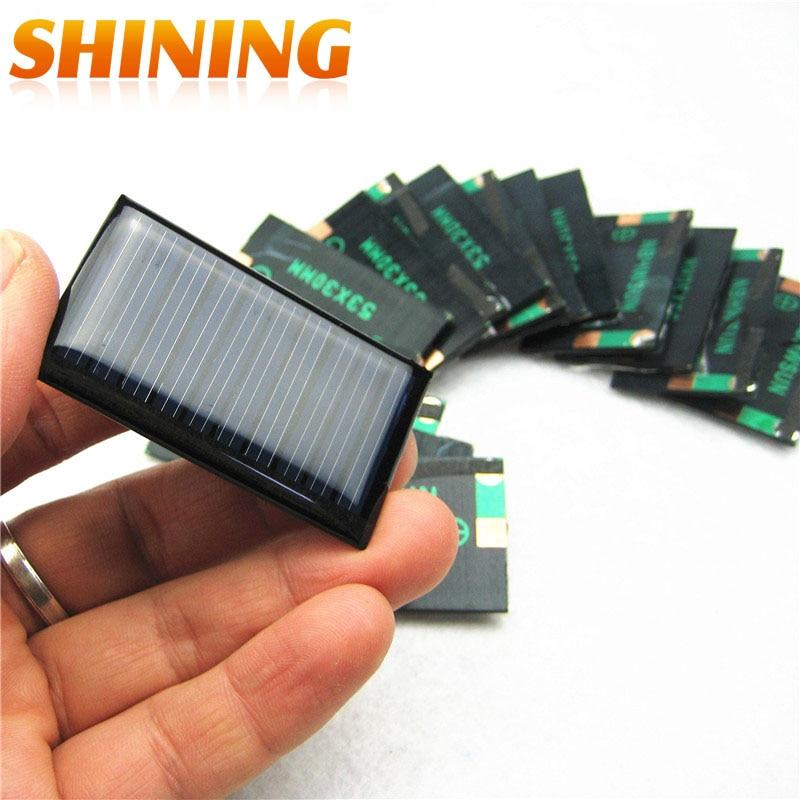 Панель солнечных батарей 10