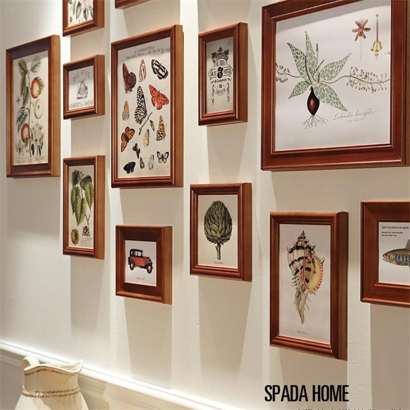 Ausgezeichnet Hausgemachte Holz Bilderrahmen Zeitgenössisch ...