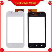 Touch Screen Digitizer  For Bmobile AX540 540 4 Inch 100% One By One Test  Free Tools 10 4 inch 4 wire 227mm 176mm resistive touch screen digitizer for mp277 10 tp270 10 lsa40at9001 tsudakoma zax n free shipping