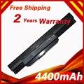 Bateria do portátil para asus a43 a45 a53e a53s a53sd a53sk a53sm a53sv A53TA A53Z K43 K53 A54 A83 A84 K53J K53E X53S K53SJ K53SD X53U