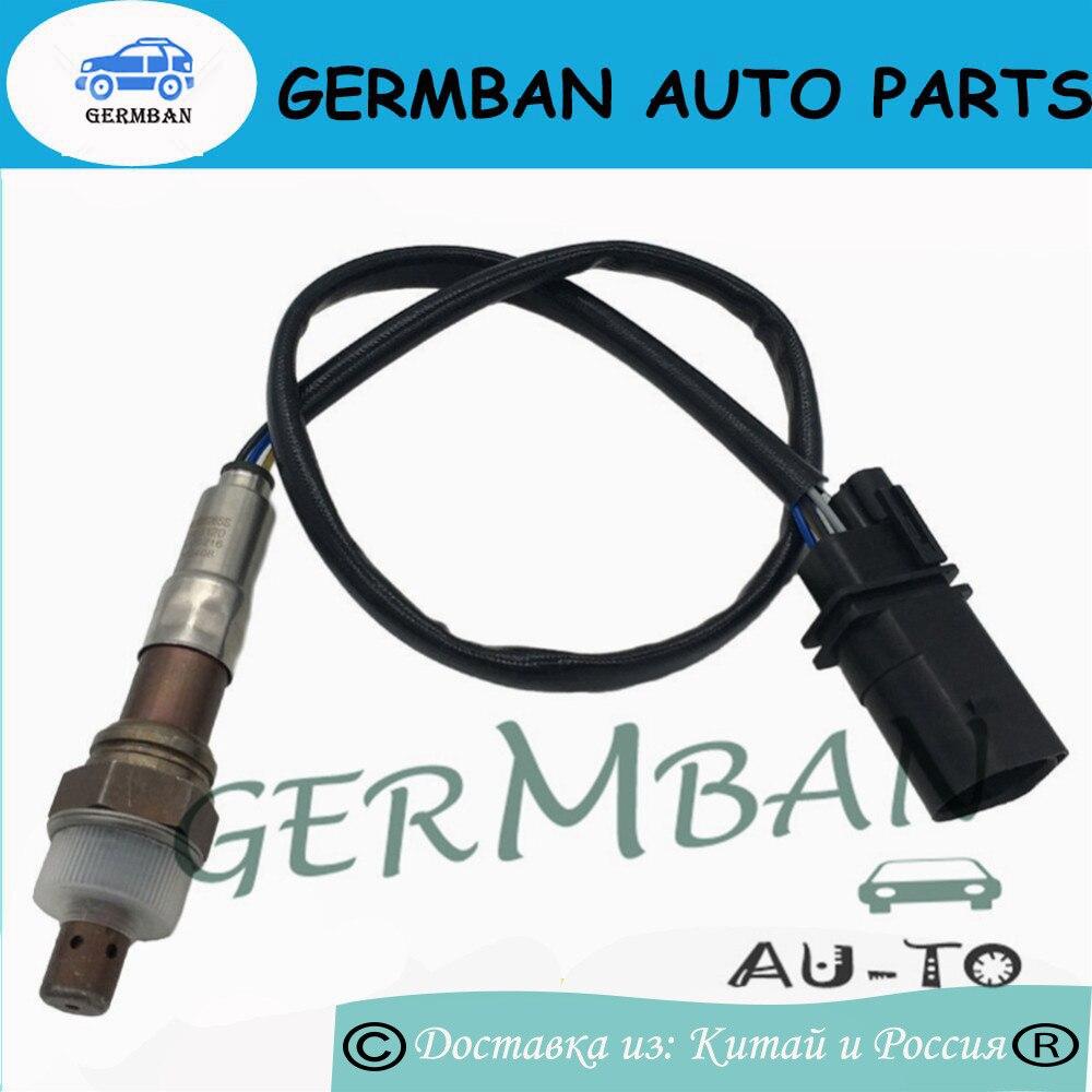 For Audi A4 A6 VW Passat Rear Set of Left /& Right Oxygen Sensors OEM 0258010073