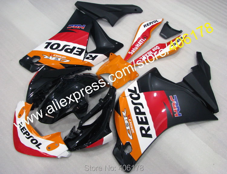 Hot Sales For Honda fairing kits CBR 250R MC41 CBR250R 2011 2014 CBR 250 11 12
