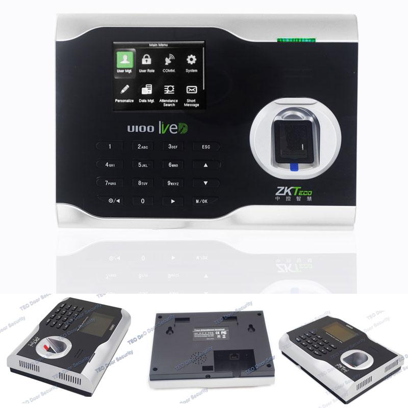 ZKTeco U100 Fingerprint Time Attendance System