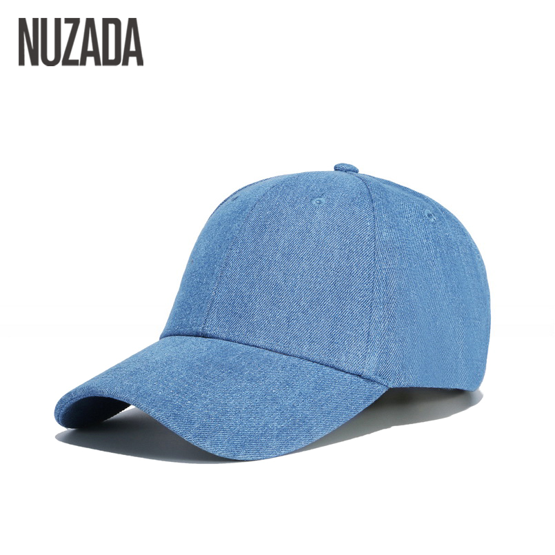 Brand NUZADA Snapback High Quality Fabric Baseball Cap For Men And Women Solid Color Breathable Bone Caps Cotton Hats brand nuzada winter autumn thickening suede fabric men women baseball caps high grade cotton hip hop cap hats bone snapback