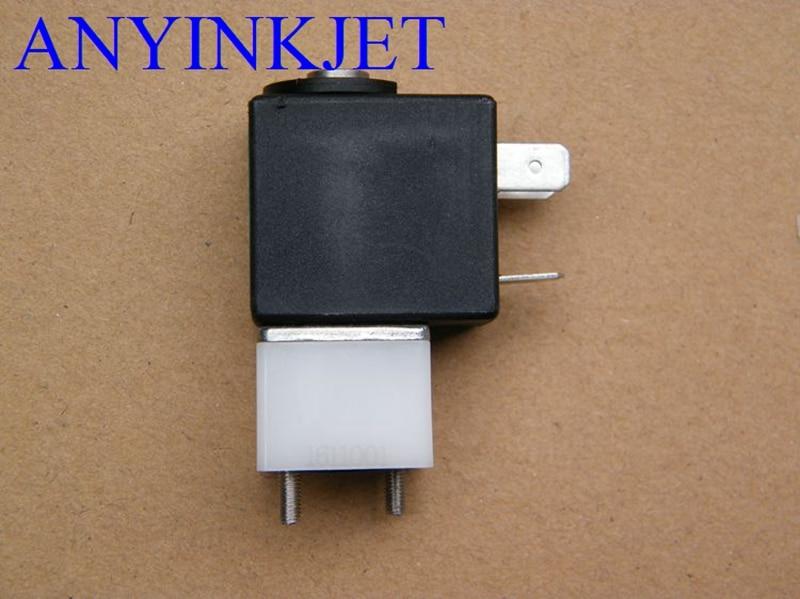 For Willett 43S solenoid Valve 2 WAY Port for Willett 460 430 43s 400 series Cij Printer pump filter for willett printer