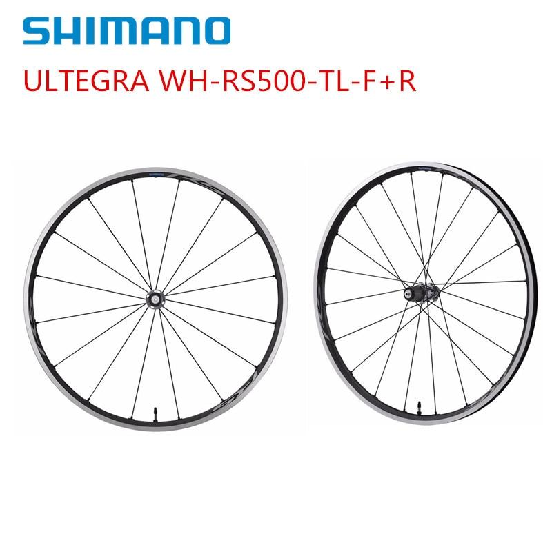 Shimano Ultegra WH RS500 колесная 11 скорость Дорожный велосипед новый Аксессуары для велосипеда Обновление от 6800