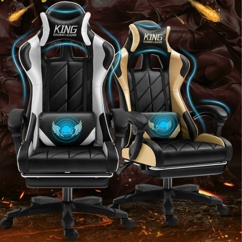 Gaming Chair Home Lifting Swivel Computer Office Chair Cadeira Gamer Silla Oficina Reclining Silla Gamer Sillas Chaise