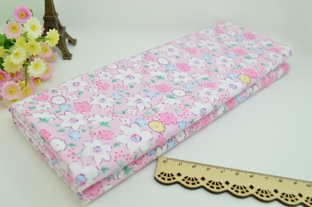 Aliexpress.com: Comprar 100*160 cm flores algodón Telas tejido de ...