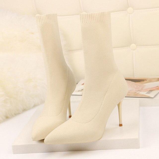 Women Stiletto Heels Boots 2020 2