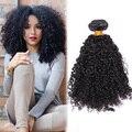 3B 3C 7А Перуанский Странный Вьющиеся Волосы Девственницы Афро Кудрявый Вьющиеся Мед волос Королева Продукты Волос 3 Шт. Перуанский Вьющиеся Человеческих Волос Ткет