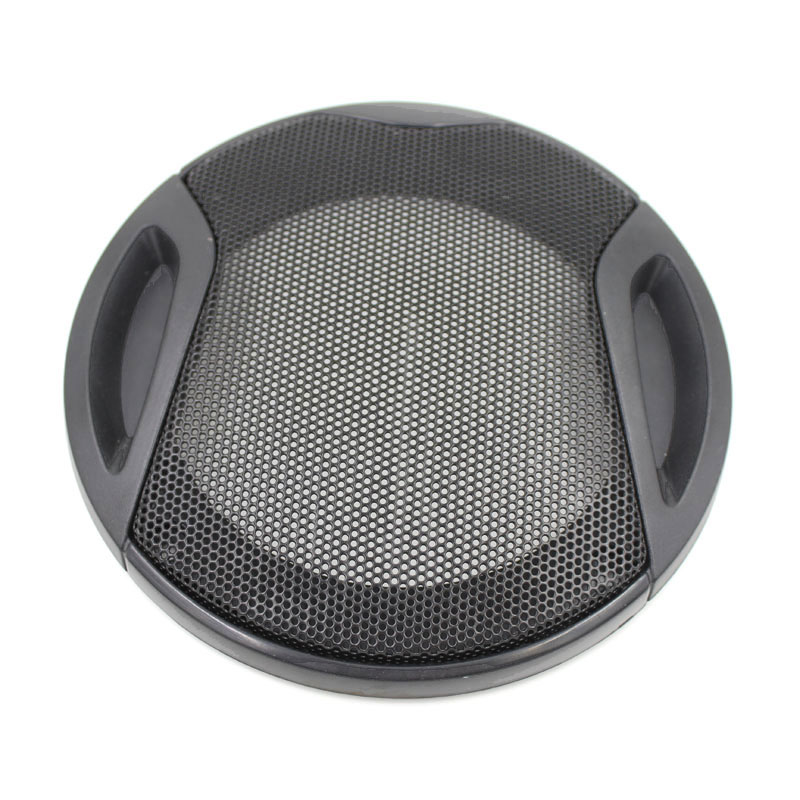 X AUTOHAUX 2pcs Grill Cover 10 Mesh/Protector Auto Car Speaker Subwoofer Grill