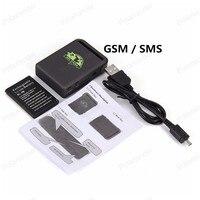 100 Brand New Coban Portable GPS 102B Vehicle Tracker TK 102b 4bands GSM GPRS GPS Tracking