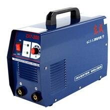 цена на Electric welding machine DC manual arc welding machine dual-use automatic household small copper core welding machine