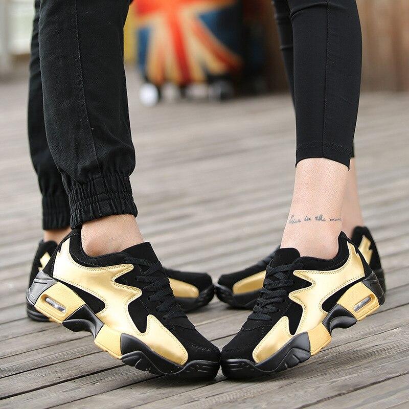 Running shoes 2017 New Men Women Light Mesh Sport Shoes Comfortable Breathable Lover
