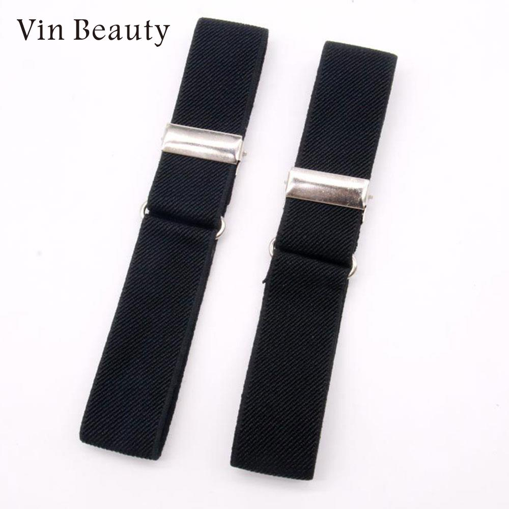 Polyester Unisex Shirt Sleeve Holders Armbands Elastic Man Sleeve Garter Adjustable Business Fashion Bodybuilding