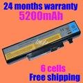Bateria para lenovo ideapad b560 y460c y560 57y6440 l10s6y01 jigu
