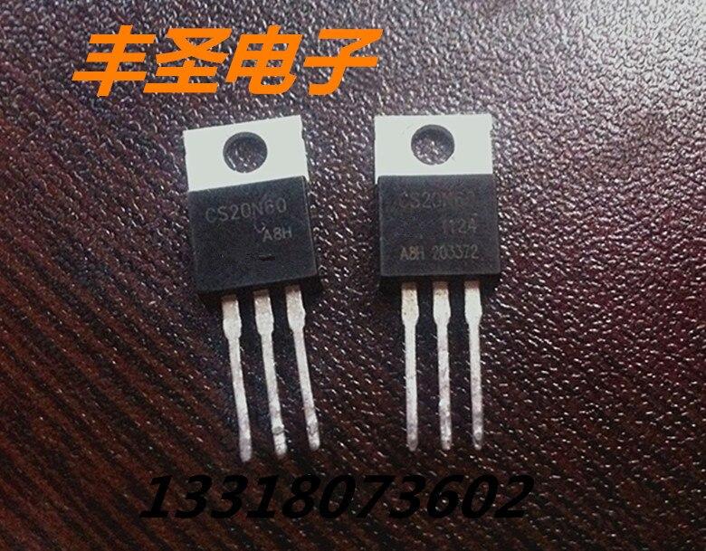 10pcs/lot SPP20N60C3 SPP20N60 20N60C3 TO-220 In Stock