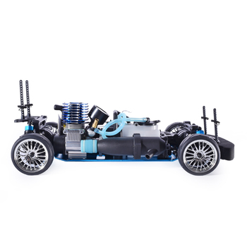 1:10 Nitro Gas Power High Speed Hobby Remote Control Drift Car 3