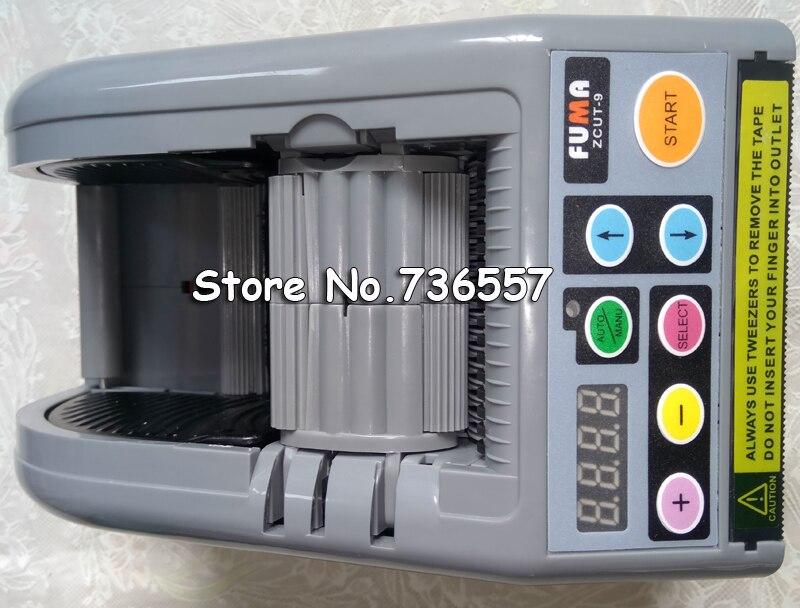 2017 NOVA ZCUT 9 dispensador de fita automática