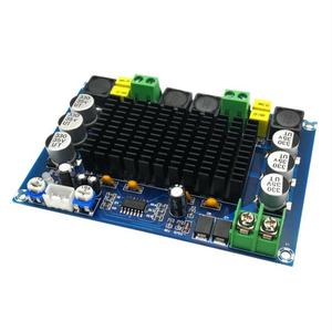 Image 5 - TPA3116D2 150W*2 Dual channel Stereo High Power Digital Audio Power Amplifier Board with TL074C OPAMP