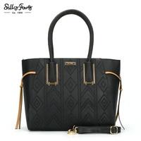 Sally Young Internation Brand Designer Diamond Lattice Fashion Women Bags Classic Dress Zipper Lady Handbags 4