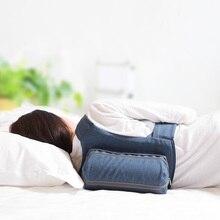 Plecak do spania bocznego dla podkładów bocznych i skutecznego rozwiązania chrapania spowodowanego leżeniem na tylnej ściance