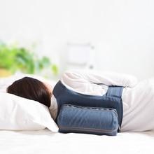 Seite Schlaf Rucksack Schlafen Unterstützung für Seite Schwellen und Effektive Schnarchen Lösung Verursacht durch Liegen auf der Rückseite Bettwäsche
