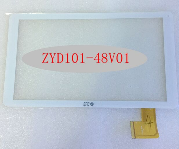 New 10.1 SPC GLEE 10.1 QUAD CORE Touch screen digitizer panel replacement glass Sensor Free Shipping wisher vol 3 glee