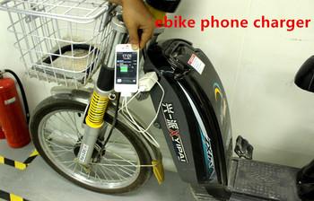 Hurtownie pojazdy elektryczne ładowarka do telefonu ładowarka USB 36 v-100 v na ebike zasilacz 5v 1ah 2ah na rowery elektryczne tanie i dobre opinie electric bike phone charger 0 04kgs plasctic 36v-100v 1ah 2ah charger China FRONT Black White Adapters Sockets Ebike power adapter