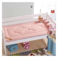 Infant baby Bed Mattress 4D Three dimensional Various Colours Bright Comfortable Good Sleep High Poromeric Cotton Coral Fluff