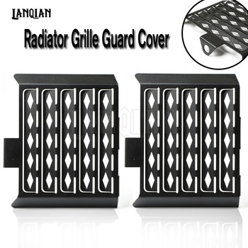2018 Hot Aluminum Alloy Motorcycle Radiator Guard Cover Grille Radiator Guard Protector For BMW F650GS G650GS Dakar F650/G650 GS