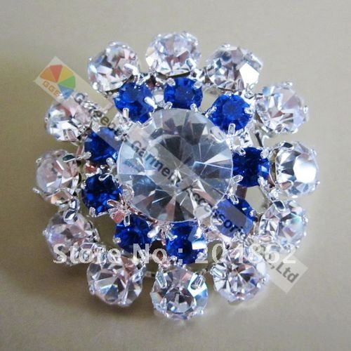 Buy diamante blue button and get free shipping on AliExpress.com 3ba408339b06