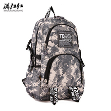 Big Sales Quality Canvas Camouflage Men s Backpack Travel Casual Backpacks Laptop Bag Camping Backpacks Travel