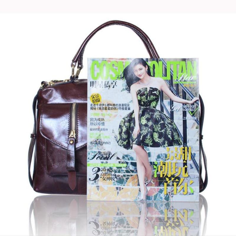 mulheres bolsa genuíno bolsas de Ocasião : Versátil