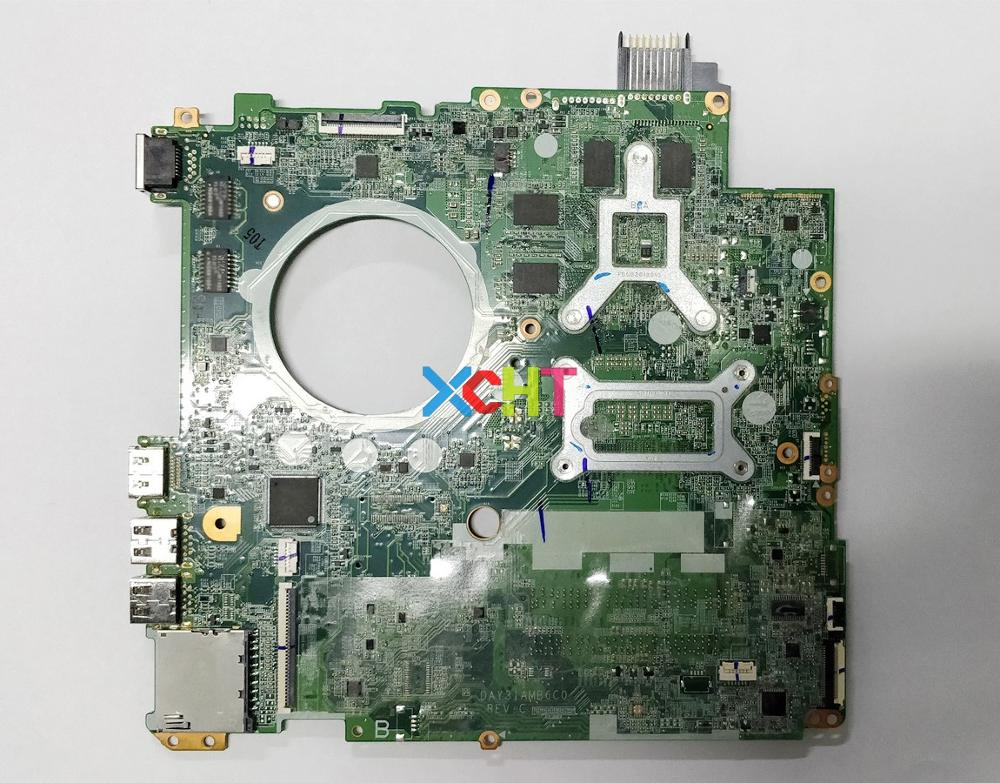 For HP ENVY 15 K000nl 15 K Series 15T K000 763587 001 763587 501 763587 601 850M/4GB I7 4510U DAY31AMB6C0 Motherboard Tested
