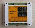 Бесплатная доставка модуль Modbus интерфейс 485 8 вход 4 выход модуль IO переключатель модуль может общаться с PLC