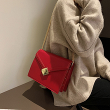 Vintage bags women fashion simple commute briefcase new small square bag wild shoulder Messenger Bags for Women