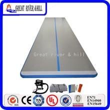 tumbling mats gymnastics 3m x1m x10cm air floor inflatable gymnastics mats for home with free hand pump