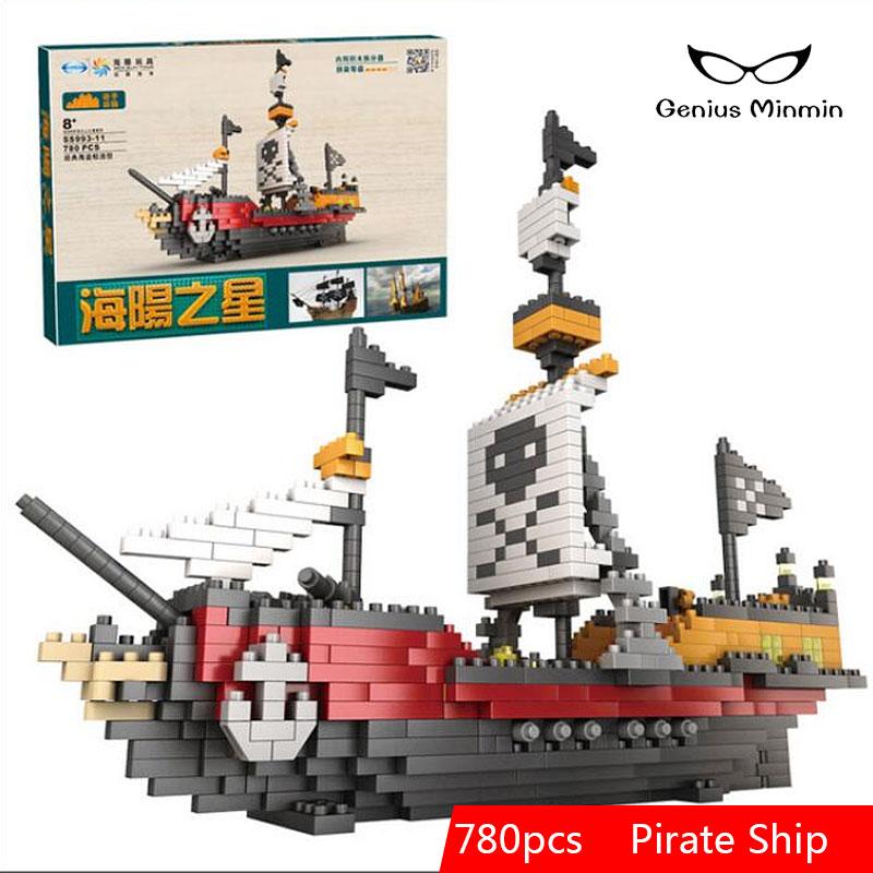 US $10 56 42% OFF 1860 pcs NO match legoeing titanic sets cruise ship model  boat DIY Hobbies mini Blocks Kit toys for children-in Model Building Kits