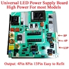 MP118T MP118FL T 168W Universal LED Power Supply Board For 26 32 37 42 47 Inch